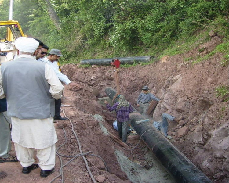 Bulk Water Supply from River Jhelum