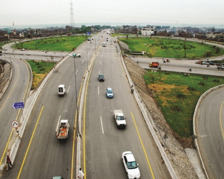 Lahore Ring Road . Project