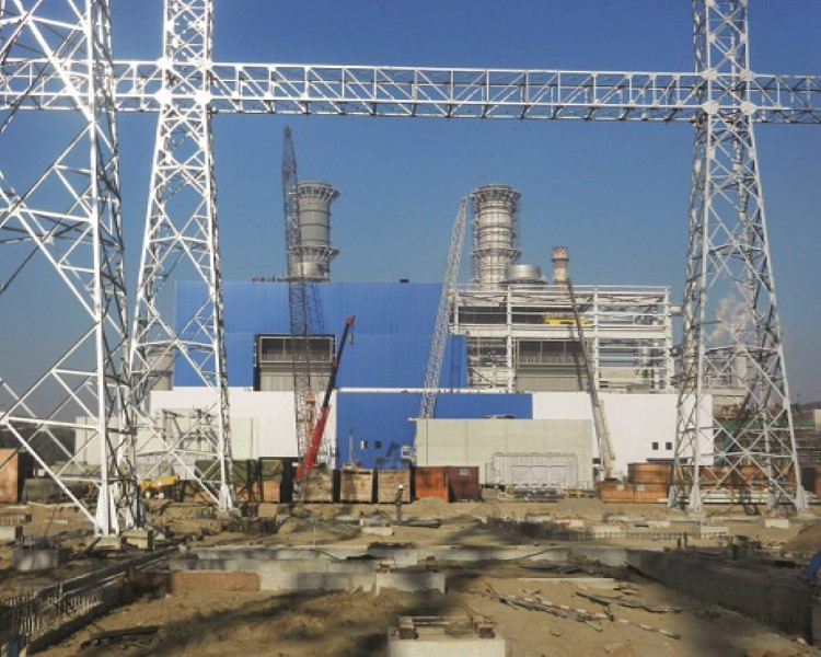 747 MW Combined Cycle Power Plant Project, Guddu