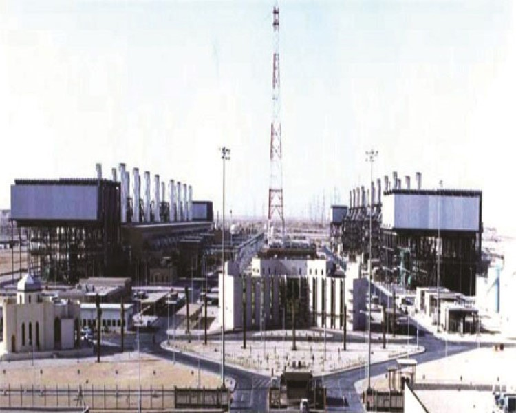 Riyadh Power Plant No. 9, Saudi Arabia