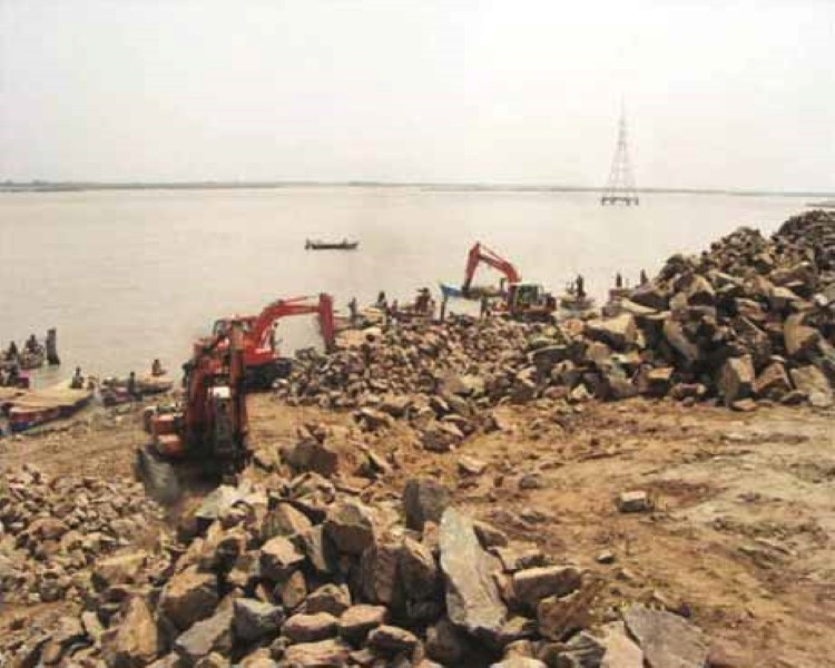 Rehabilitation & Modernisation of Jinnah Barrage