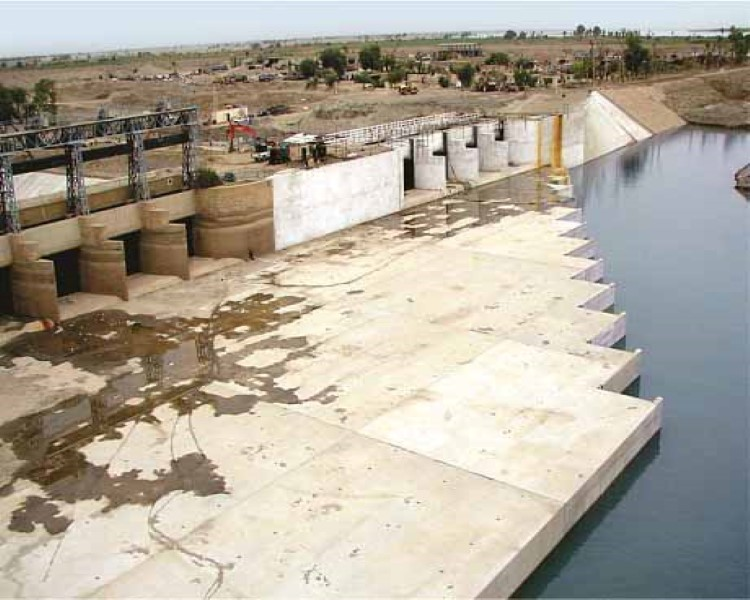 Kachhi Canal Project  Phase-I