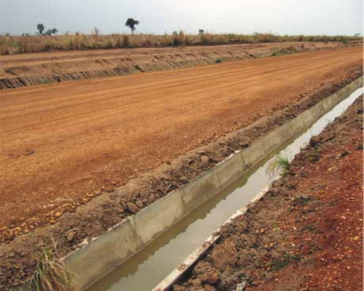 Gambella Irrigation and Drainage System, Ethiopia